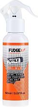 Parfums et Produits cosmétiques Spray pour brushing - Fudge Tri-Blo Prime Shine And Protect Blow-Dry Spray