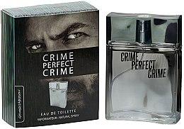 Parfums et Produits cosmétiques Georges Mezotti Crime Perfect Crime - Eau de Toilette