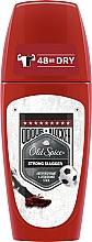 Parfums et Produits cosmétiques Déodorant stick anti-transpirant - Old Spice Odour Blocker Strong Slugger
