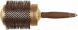 Parfums et Produits cosmétiques Brosse thermique pour brushing, 82 mm - Olivia Garden Nano Thermic Ceramic + Ion Brush d 82