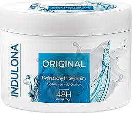 Parfums et Produits cosmétiques Crème à l'acide hyaluronique pour corps - Indulona Original Hydrating Body Cream