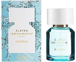Parfums et Produits cosmétiques Zlatan Ibrahimovic Supreme Pour Femme - Eau de toilette
