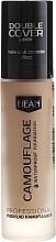 Parfums et Produits cosmétiques Fond de teint waterproof - Hean Double Cover Camouflage Waterproof Foundation