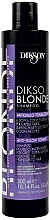 Parfums et Produits cosmétiques Shampooing anti-jaunissement tonifiant - Dikson Dikso Blonde Anti-Yellow Toning Shampoo