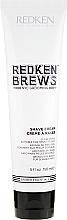 Parfums et Produits cosmétiques Crème à raser - Redken Brews Shave Cream