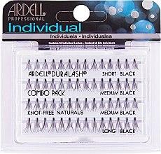 Parfums et Produits cosmétiques Faux-cils individuels sans nœud - Ardell Individual Combo Pack