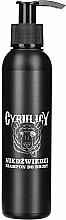 Parfums et Produits cosmétiques Shampooing à barbe, Ours - Cyrulicy Bear Beard Shampoo