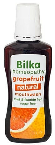 Bain de bouche Pamplemousse - Bilka Homeopathy Grapefruit Mouthwash
