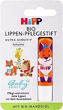 Parfums et Produits cosmétiques Baume à lèvres pour enfants Renard - HiPP Babysanft