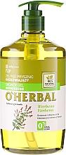 Parfums et Produits cosmétiques Gel douche rafraîchissant à l'extrait de verveine - O'Herbal Refreshing Shower Gel