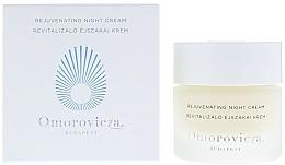 Parfums et Produits cosmétiques Crème de nuit à l'huile de jojoba - Omorovicza Rejuvenating Night Cream