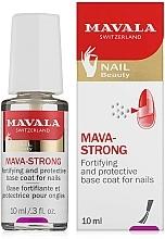 Parfums et Produits cosmétiques Top coat fortifiant - Mavala Colorfix Strong Flexible Top Coat
