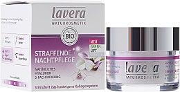 Crème de nuit raffermissante pour visage - Lavera Straffende Nachtpflege Green Lift Complex — Photo N1