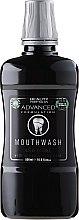 Parfums et Produits cosmétiques Bain de bouche au charbon actif - Beauty Formulas Advanced Charcoal Mouthwash