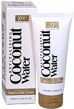 Parfums et Produits cosmétiques Crème pour mains et ongles - Xpel Marketing Ltd Coconut Water Hand & Nail Cream