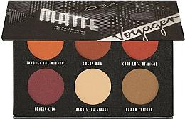 Parfums et Produits cosmétiques Palette fards à paupières - Zoeva Voyager Matte Eyeshadow Palette