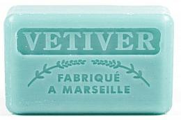 Parfums et Produits cosmétiques Savon de Marseille Vétiver - Foufour Savonnette Marseillaise Vetiver