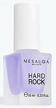 Parfums et Produits cosmétiques Base coat - Mesauda Milano Hard Rock Nail Hardening Base Coat 118