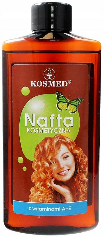 Huile cosmétique aux vitamines A et C pour cheveux - Kosmed
