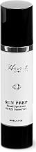 Parfums et Produits cosmétiques Crème à l'huile de sésame bio pour visage - Hynt Beauty Sunprep Broad Spectrum SPF25 Sunscreen