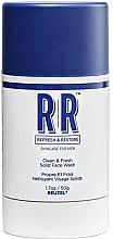 Parfums et Produits cosmétiques Stick nettoyant solide pour visage et cou - Reuzel Refresh & Restore Clean & Fresh Solid Face Wash Stick