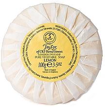 Parfums et Produits cosmétiques Savon végétal, Citron - Taylor of Old Bond Street Traditional Lemon Hand Soap