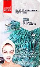 Parfums et Produits cosmétiques Masque peeling à l'extrait d'algues et arbre à thé pour visage - Czyste Piekno Peel Mask