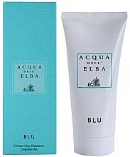 Parfums et Produits cosmétiques Acqua Dell Elba Blu - Lotion hydratante après-rasage pour visage