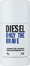 Parfums et Produits cosmétiques Diesel Only The Brave - Déodorant stick sans alcool