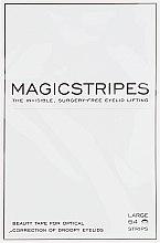 Parfums et Produits cosmétiques Bandes de soulèvement des paupières, taille L - Magicstripes The invisible, Surgery-Free Eyelid Lifting L
