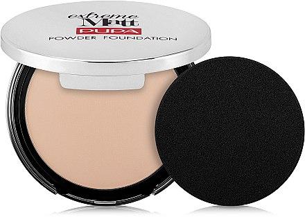 Poudre compacte matifiante pour visage - Pupa Extreme Matt Powder Foundation