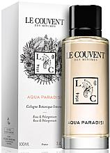 Parfums et Produits cosmétiques Le Couvent des Minimes Aqua Paradisi - Eau de Cologne