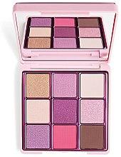 Parfums et Produits cosmétiques Palette de fards à paupières - Makeup Revolution One True Love