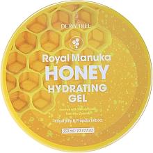 Parfums et Produits cosmétiques Gel à l'extrait de gelée royale et miel pour corps - Dewytree Royal Manuka Honey Hydrating Gel