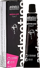 Parfums et Produits cosmétiques Teinture cils et sourcils - Andmetics Brow & Lash Tint