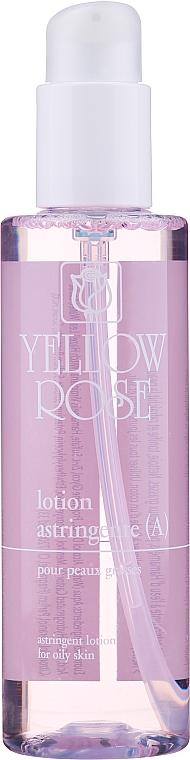 Lotion tonifiante aux extraits de plantes - Yellow Rose Lotion Astringente A