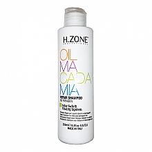 Parfums et Produits cosmétiques Shampooing réparateur à l'huile de macadamia - H.Zone Oil Macadamia