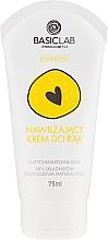 Parfums et Produits cosmétiques Crème mains hydratante - BasicLab Dermocosmetics Famillias