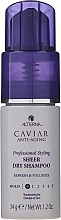 Parfums et Produits cosmétiques Shampooing sec anti-âge - Alterna Caviar Anti-Aging Professional Styling Sheer Dry Shampoo