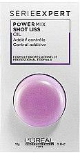 Parfums et Produits cosmétiques Additif contrôle de volume pour cheveux indisciplinés - L'Oreal Professionnel Serie Expert Powermix Shot Liss Oil