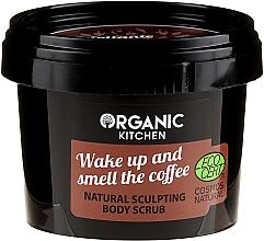 Parfums et Produits cosmétiques Gommage naturel modélant pour le corps - Organic Shop Organic Kitchen Body Scrub