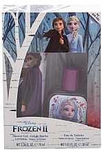 Parfums et Produits cosmétiques Disney Frozen II - Set (eau de toilette/30ml + gel douche/70ml)