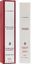 Parfums et Produits cosmétiques Shampooing à l'extrait de romarin - L'Anza Healing ColorCare Clarifying Shampoo