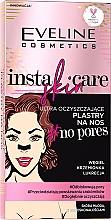 Parfums et Produits cosmétiques Patchs nettoyants pour nez - Eveline Cosmetics Insta Skin Care #No Pores