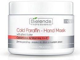Parfums et Produits cosmétiques Masque paraffine froide au beurre de karité pour mains - Bielenda Professional Cold Paraffin Hand Mask With Shea Butter (400 g)
