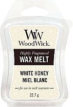 Parfums et Produits cosmétiques Cire parfumée pour lampe aromatique - WoodWick Wax Melt White Honey
