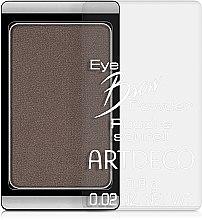 Parfums et Produits cosmétiques Poudre sourcils - Artdeco Eye brow Powder