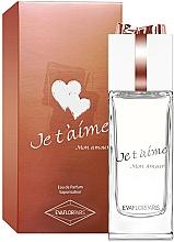Parfums et Produits cosmétiques Evaflor Je T'aime Mon Amour - Eau de Parfum