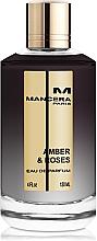 Parfums et Produits cosmétiques Mancera Amber & Roses - Eau de Parfum