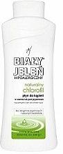 Parfums et Produits cosmétiques Lotion de bain hypoallergénique à la chlorophylle naturelle - Bialy Jelen Hypoallergenic Bath Lotion